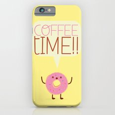 coffee time iPhone 6s Slim Case