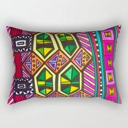 Prism Schism Rectangular Pillow