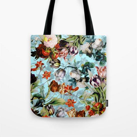 SUMMER BOTANICAL VI Tote Bag