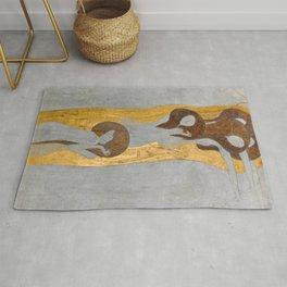 Gustav Klimt - Die Künste Rug