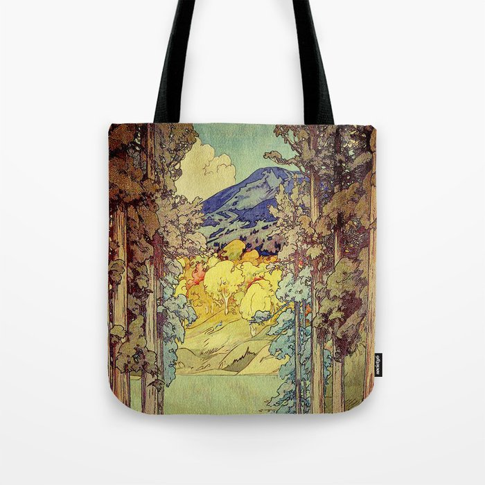 Returning to Hoyi Tote Bag