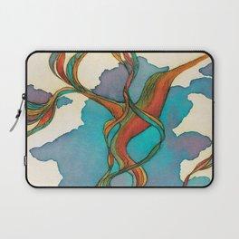 Vuelo de colibrí. 7 Laptop Sleeve