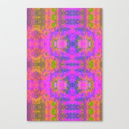 Sedated Abstraction II Canvas Print