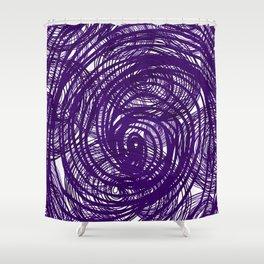 Twirl Shower Curtain
