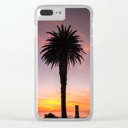 Dramatic Sky Clear iPhone Case