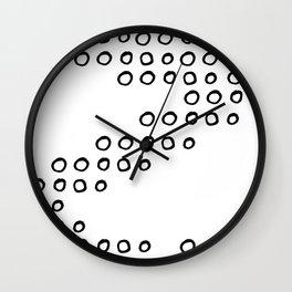 Singing bubbles Wall Clock