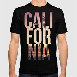 CALI FOR NIA T-shirt