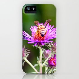 """Honey Bee's Haven"" iPhone Case"