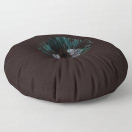 Pearl of Blue Shells Floor Pillow