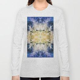 237 - abstract smoke design Long Sleeve T-shirt