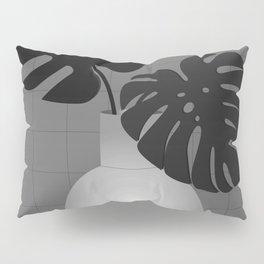 Lola Pot #1 Black Pillow Sham