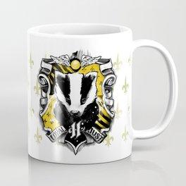 Hufflepuff Daddy Coffee Mug