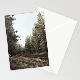 Wisp around the Trees Stationery Cards