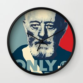 OBI WAN the Only Hope Wall Clock