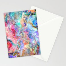 Abstract Marble 01 Stationery Cards