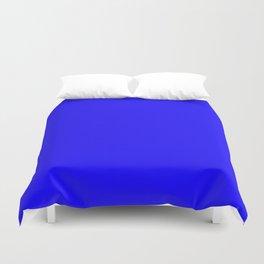 1200ff Blue Duvet Cover