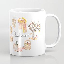 Autumn feels Coffee Mug