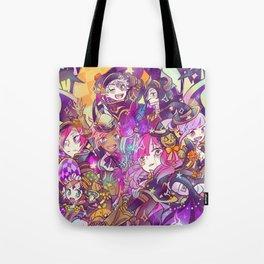 DN_Spoop14 Tote Bag