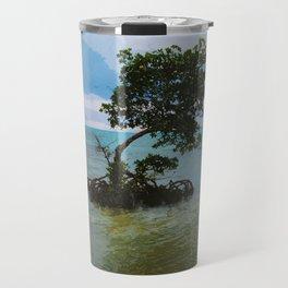 Mangrove Landscape Travel Mug