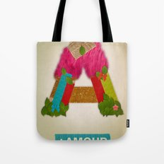 + Amour Tote Bag