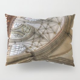 York Minster Cathedral Pillow Sham