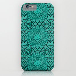 Knot work iPhone Case