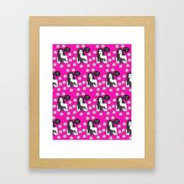 Sprinkle Cookies Framed Art Print
