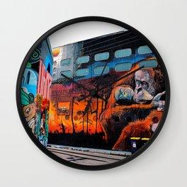 May Lane Wall Clock