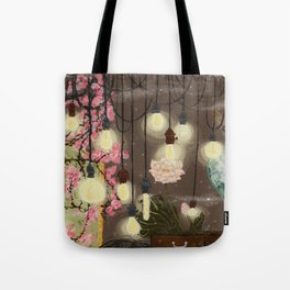 Cute Tough Tote Bag