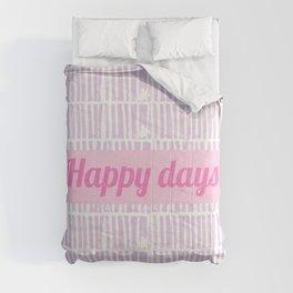 Happy days #7 Comforters