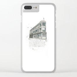 1 Market Lane Clear iPhone Case