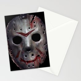 Happy Friday Mask Stationery Cards