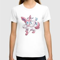sylveon T-shirts featuring Sylveon by Jelecy