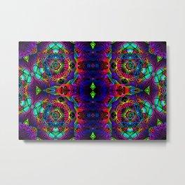 Colorandblack series 821 Metal Print