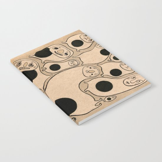 Bean Puzzle Notebook
