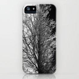 50/50 iPhone Case