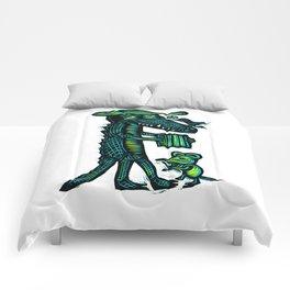 Cajun Gator Comforters