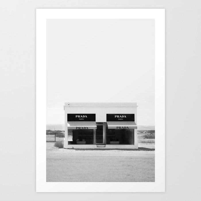 Fashion House Kunstdrucke