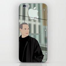 Steve Jobs on 5th Avenue iPhone Skin