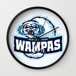 Planet Hoth Wampas Wall Clock