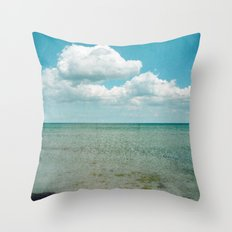 passersby Throw Pillow