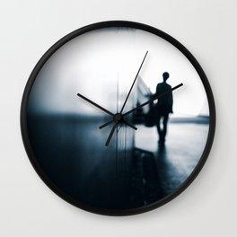 Alloy Wall Clock