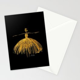 Shadow Dancer Stationery Cards