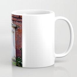 The Lion at No. 8 Coffee Mug
