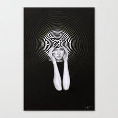Mauna Canvas Print