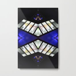 ECP 0215 (Symmetry Series) Metal Print