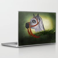carousel Laptop & iPad Skins featuring Carousel by Texnotropio