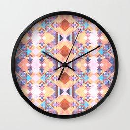Chitchen Itza 3a Wall Clock