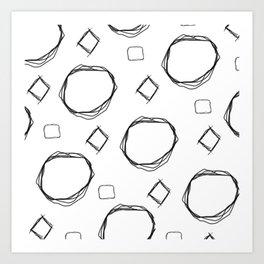 Logik Art Print