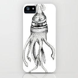 Creature iPhone Case